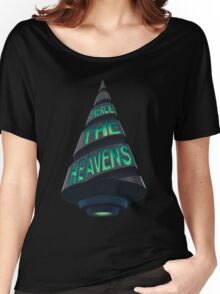 Pierce The Heavens with your drill! Women's Relaxed Fit T-Shirt