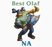Best Olaf NA by TypoGRAPHIC