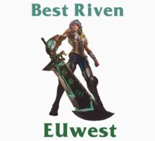 Best Riven EUwest by TypoGRAPHIC