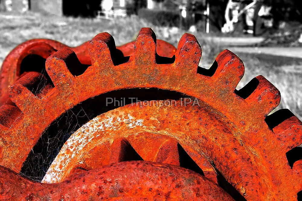 """""""Weathered and Worn"""" by Phil Thomson IPA"""