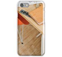 Designer desk iPhone Case/Skin