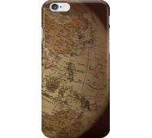 Vintage Globe iPhone Case/Skin