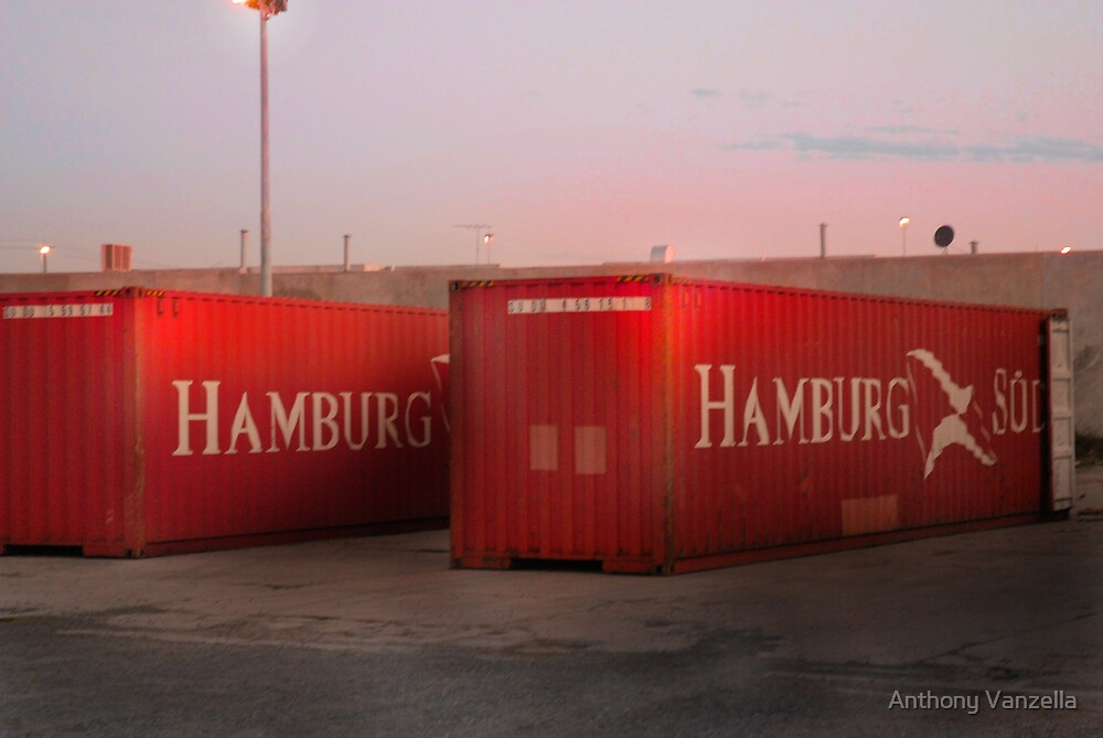 hamburg crates by Anthony Vanzella