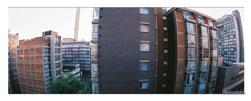 Hillbrow, Johannesburg by Heineken