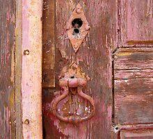 Old Wooden Door by lmcp 27