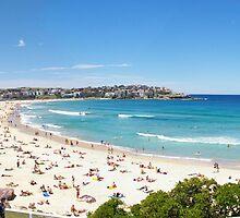 Bondi Beach by Nick Hartigan