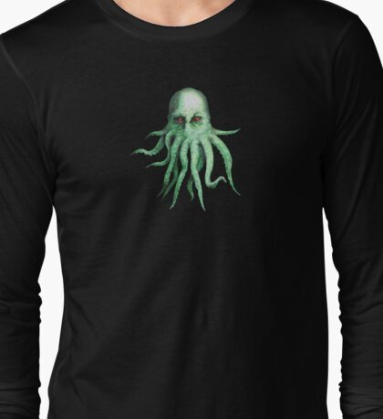 Cthulhu in your life Long Sleeve T-Shirt
