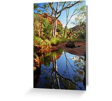 Mootwingee National Park Greeting Card