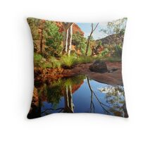 Mootwingee National Park Throw Pillow