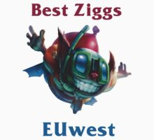 Best Ziggs EUwest by TypoGRAPHIC