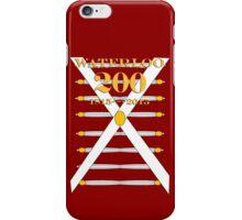 Battle of Waterloo 200th Anniversary iPhone Case/Skin