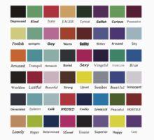 Colour My Emotion by Nicholas Averre