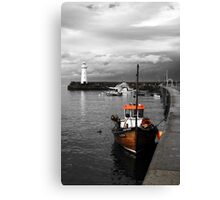 Colour Venture II Canvas Print