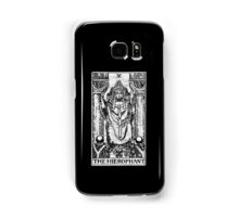 The Hierophant Tarot Card - Major Arcana - fortune telling - occult Samsung Galaxy Case/Skin