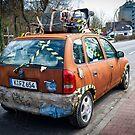 """Rat-Style"" Car in Meerbusch Büderich. by David A. L. Davies"