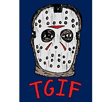 TGIF the 13th Photographic Print