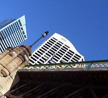 sydney cityscape by misshayleyjane