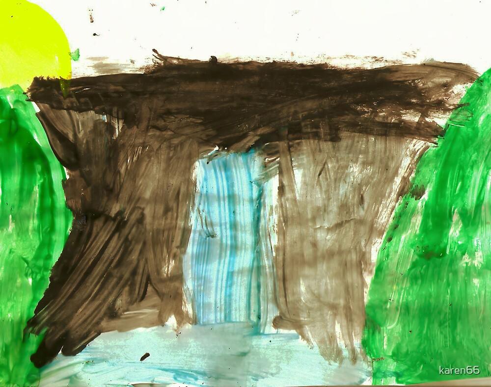 Waterfall by Julian by karen66