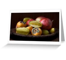 Autumn gifts Greeting Card