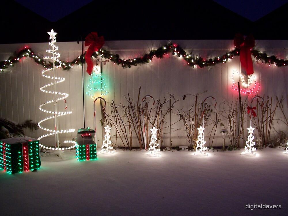 Christmas Wonderland I by digitaldavers