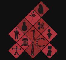 Depeche Mode : Logo Tribute T-Shirt
