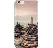 Borobudur Temple iPhone Case/Skin