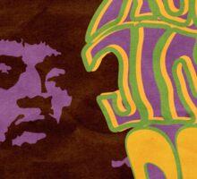 psychedelic rock  Sticker