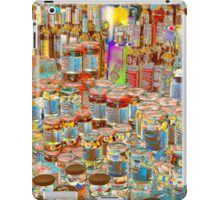 Psychedelic store iPad Case/Skin