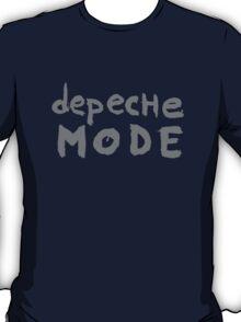Depeche Mode : I Feel You font - grey T-Shirt
