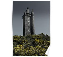 Scrabo Towering Poster