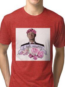 ♥ Mycroft ♥ Tri-blend T-Shirt