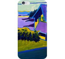 Harbor de Grace iPhone Case/Skin