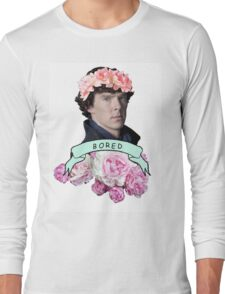 ♥ Sherlock ♥ Long Sleeve T-Shirt