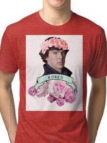♥ Sherlock ♥ Tri-blend T-Shirt