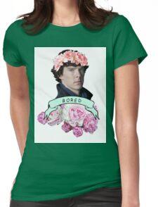 ♥ Sherlock ♥ Womens Fitted T-Shirt