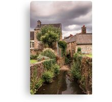 In the heart of Normandy Canvas Print