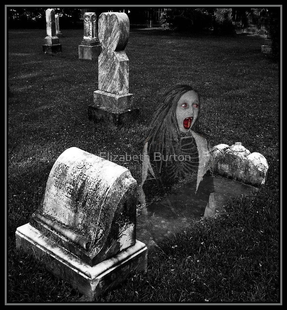 Angry Soul by Elizabeth Burton