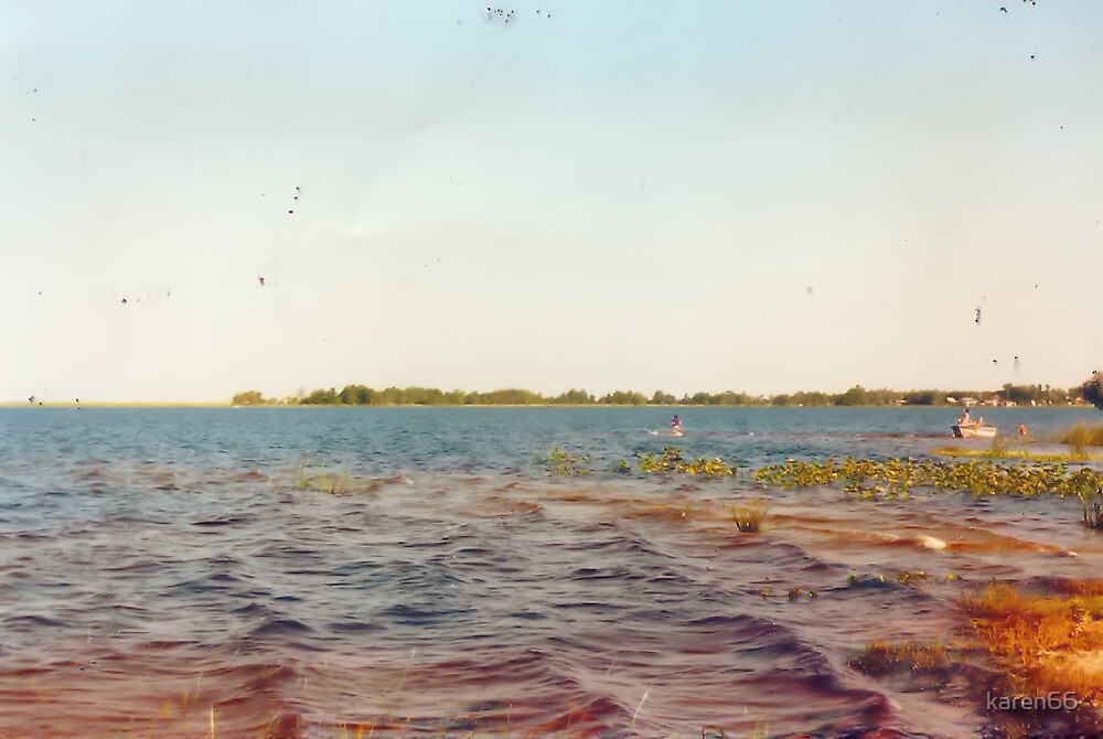 Lake Okeechobee Waterscape by karen66