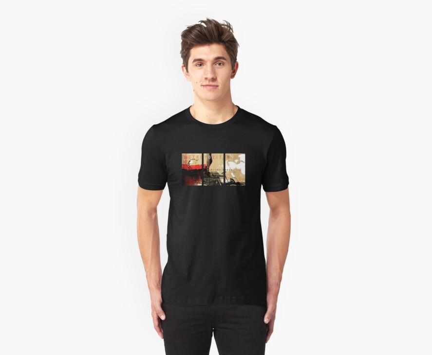 Metropolitan T-Shirt by Faizan Qureshi
