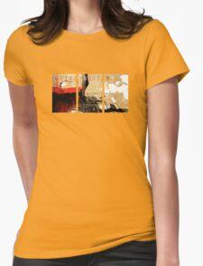 Metropolitan T-Shirt Womens Fitted T-Shirt