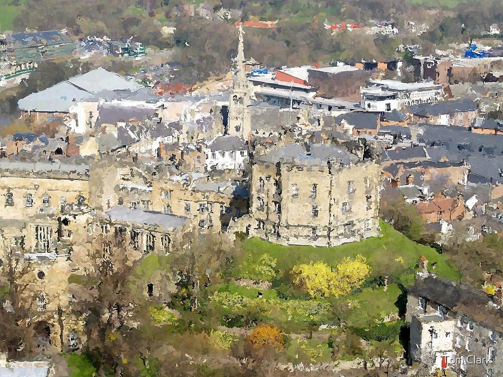 Durham Castle by Tom Clark