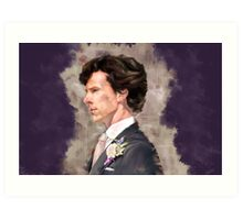 The Best Man Art Print