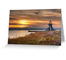 View point Greeting Card