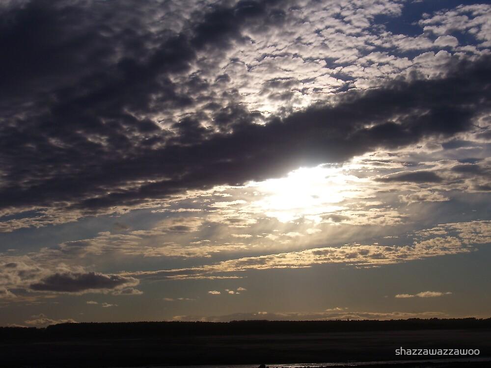 Natures art in the sky 2 by shazzawazzawoo