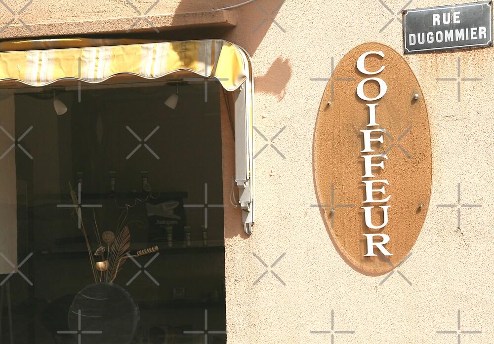 Chez le Coiffeur by Louise Green