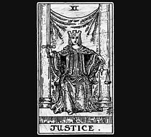 Justice Tarot Card - Major Arcana - fortune telling - occult T-Shirt