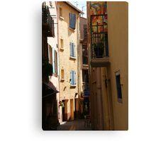 Collioure Canvas Print