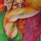 DREAMY GIRL  by GittiArt