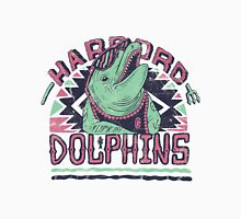 Harbord Dolphins  Men's Baseball ¾ T-Shirt