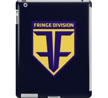 Fringe Division Badge iPad Case/Skin